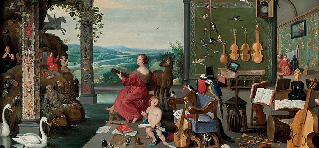 勃鲁盖尔展:画家一族150年的谱系