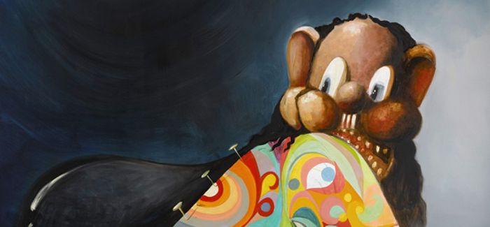 厉害了!毕加索与康多同场较量肖像画