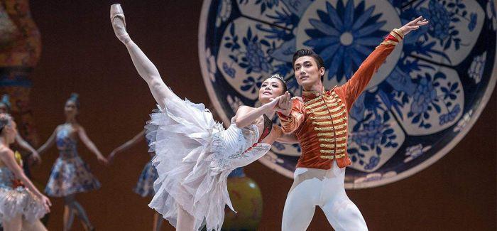 《过年》芭蕾来贺岁!