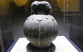一枚北宋铜权略见宋代瑞安经济的繁华
