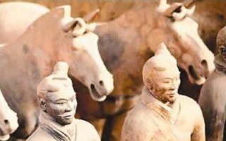 从兵马俑看中国雕塑艺术