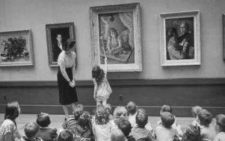 美术馆:孩子们的第二课堂