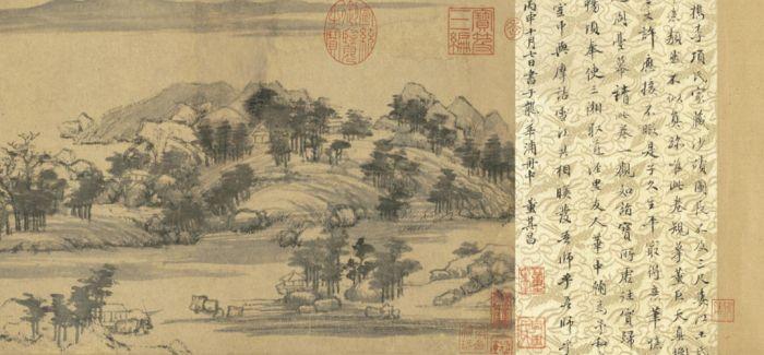 期待!董其昌书画大展终于要在上海开启了