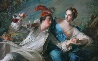 以画肖像画著名的宫廷画家让-马克·纳蒂埃