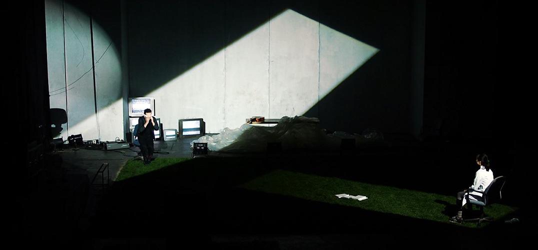 第二届戏剧双年展《诱惑》上演