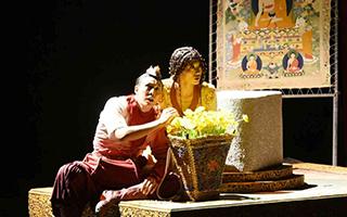 舞剧《唐卡》 献给世界的瑰宝