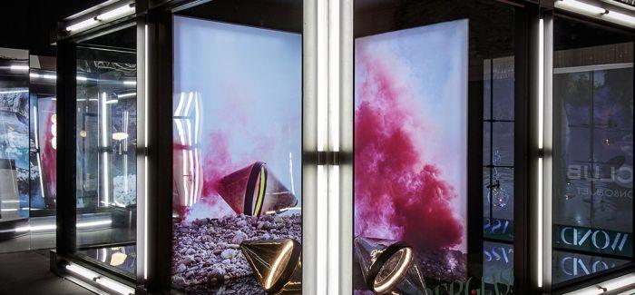 现实中的梦境:一场灯具装置艺术展