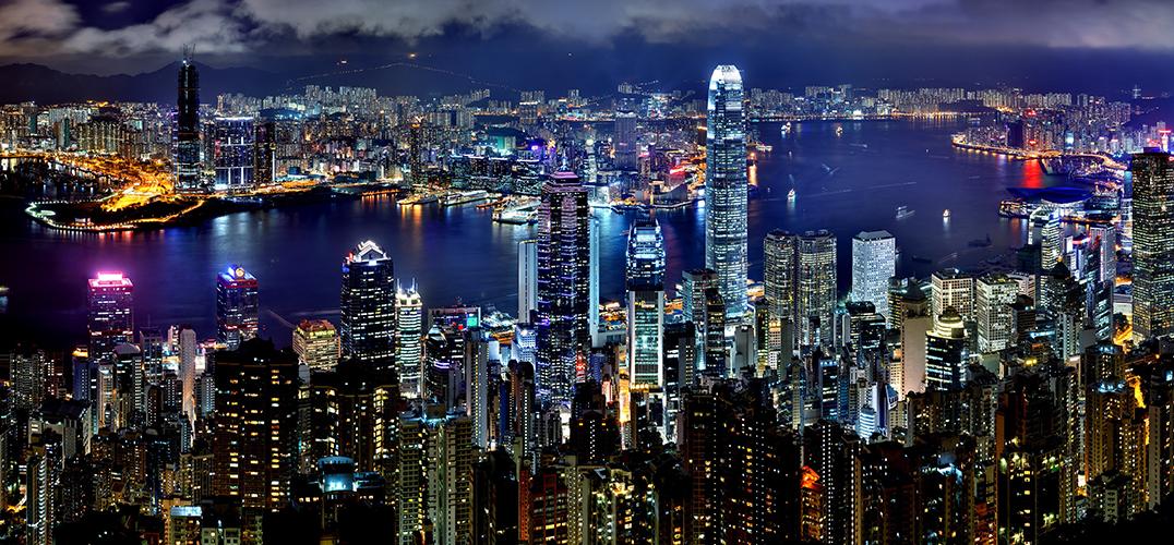 精彩一隅:香港巴塞尔艺术展