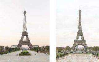 没去过巴黎 但我们可以复制一个