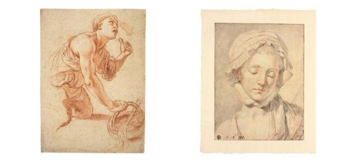 佳士得将呈献「古典大师素描及英国水彩绘画」拍卖