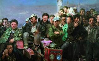 忻东旺:回乡 在任何一个层面上艺术家都不能缺席