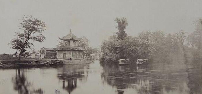 150年前 西方摄影师眼中的嘉定古城