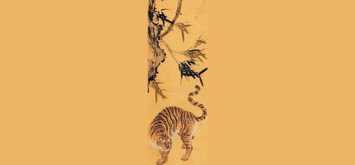 东亚虎的艺术