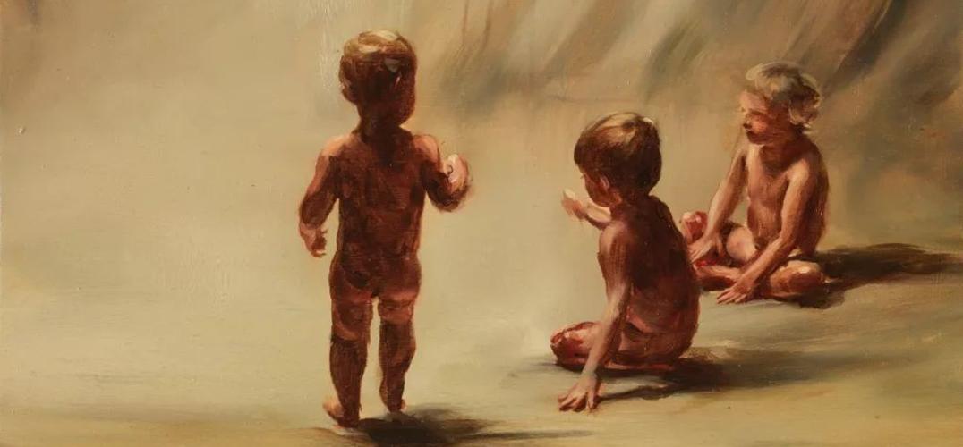 儿童 血腥 残肢 博伊曼斯亚洲首展不止于此
