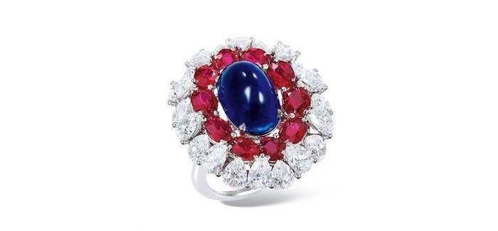 红宝石VS蓝宝石