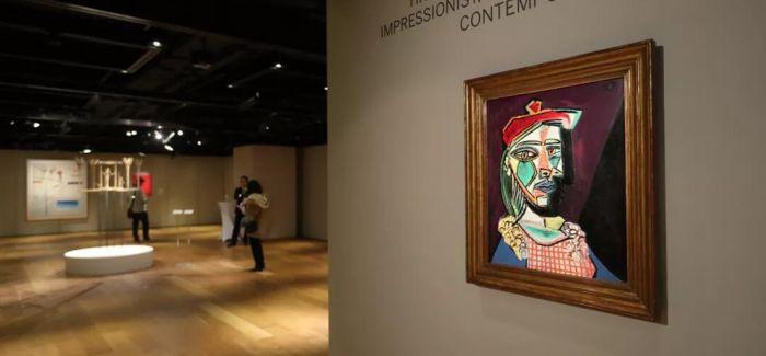 毕加索《戴贝雷帽 穿格子裙的女子》领衔苏富比