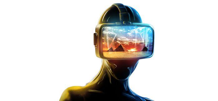 穿行于虚拟和现实之间