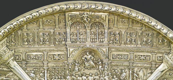 文艺复兴之谜:大都会博物馆凯撒银器展