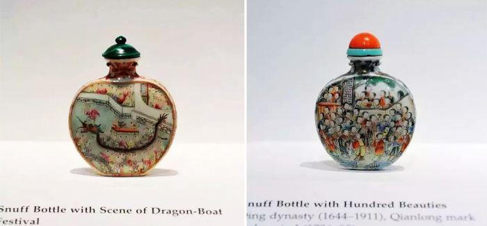 流落在美国大都会博物馆中的中国国宝们