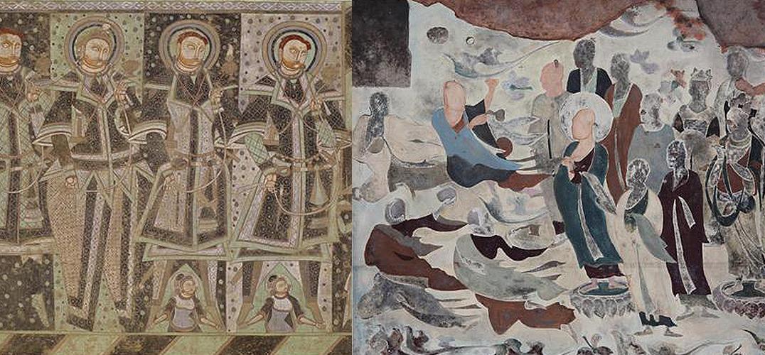 从佛国艺术到希腊神话