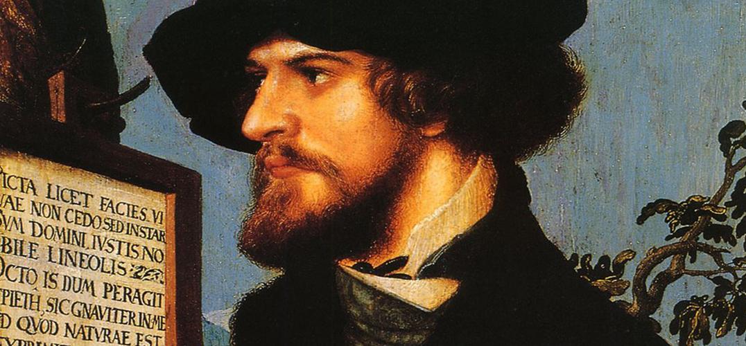 擅长油画和版画的艺术家小汉斯·霍尔拜因