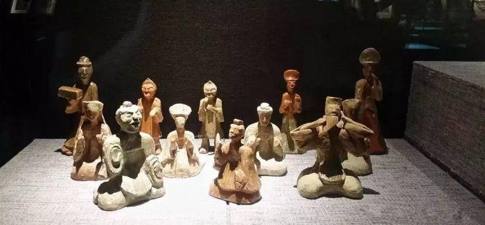 汉唐宋元戏曲文物特展演绎戏曲发展的迷人风采