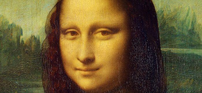 """蒙娜丽莎""""神秘""""的微笑"""