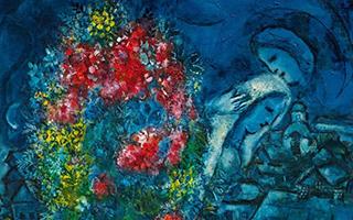 毕加索女子肖像画移师到台北展出