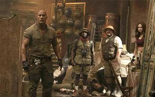 《勇敢者游戏:决战丛林》杀了个回马枪