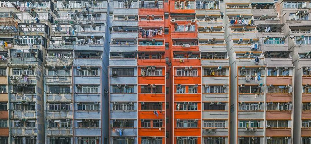 城市与密度