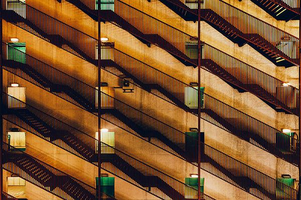 Peter Stewart建筑摄影作品