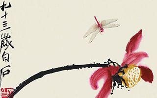艺术品揭开齐白石与徐悲鸿的友谊佳话