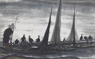 《十六应真图》上拍佳士得纽约亚洲艺术周