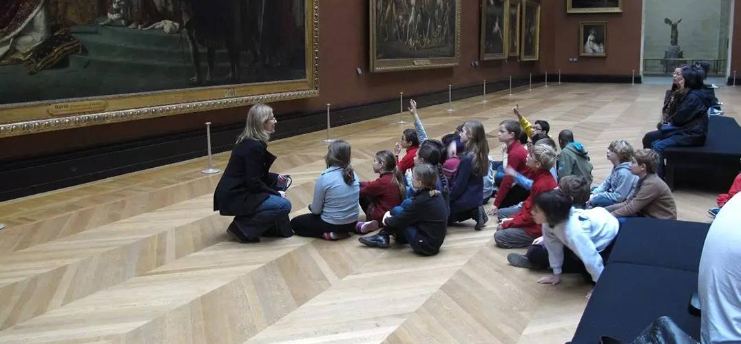 对于孩子 艺术教育的第一步是什么?