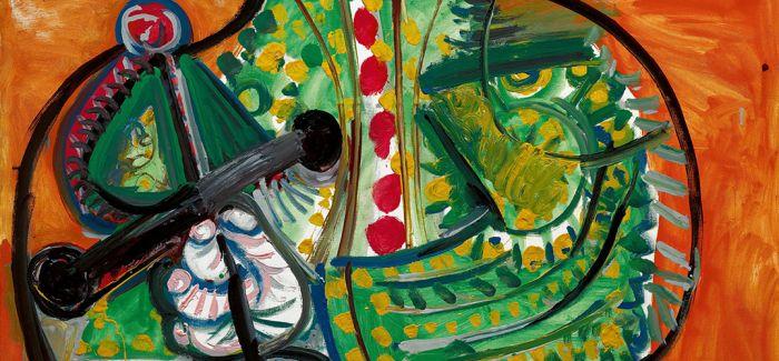 毕加索肖像画领衔伦敦印象派及现代艺术晚拍