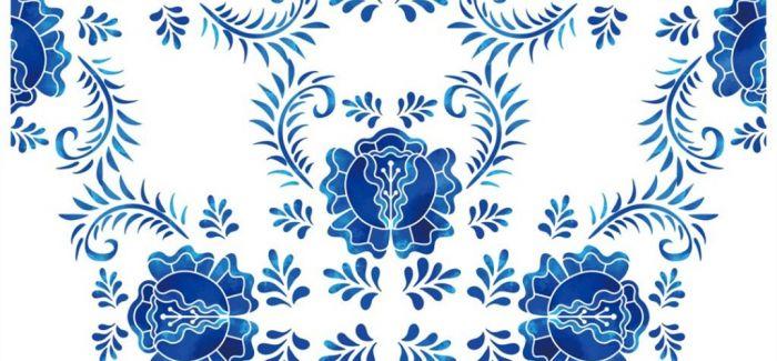 56民族文化 新年体验手工蜡染纯棉方巾