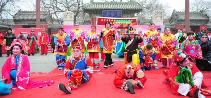 北京民俗博物馆|狗年最具年味的民俗文化节