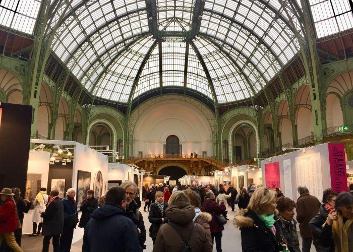 九漆堂带领中国艺术家亮相巴黎大皇宫
