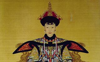如何优雅地给皇宫中的娘娘们画人像
