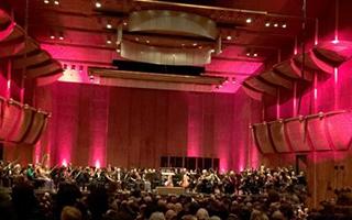 第七届中国新年音乐会在纽约林肯中心举行