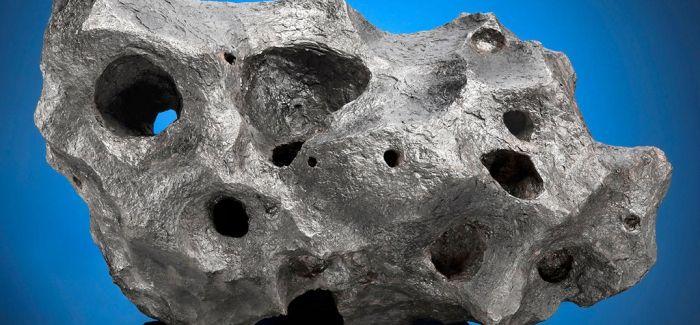 一块5万年前的陨铁以23.75万美元被拍卖