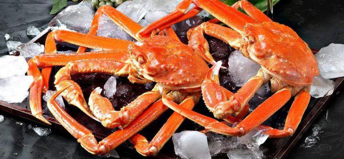 北海道的全蟹宴