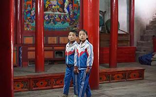 柏林电影节上的藏文化