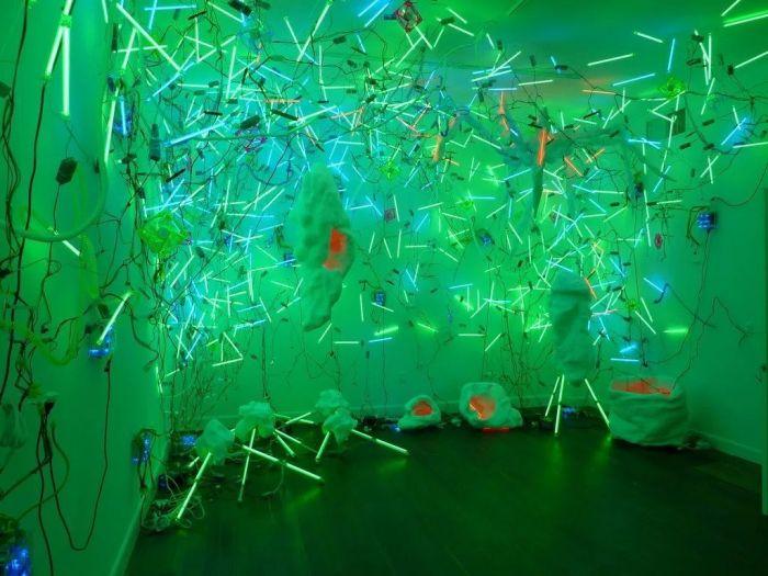 多媒体艺术_创意!来看看爆炸性光学装置_设计_生活方式_凤凰艺术