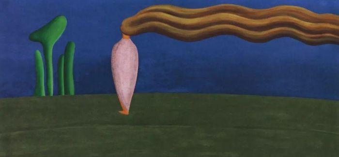 塔西娜·亚玛瑞:在绘画中创造一切