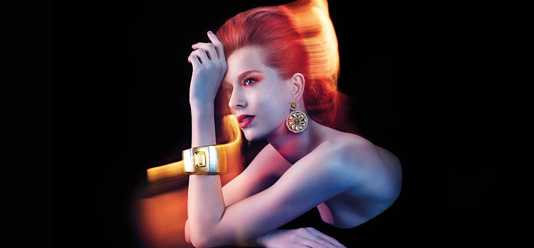 集奇美于一身的珠宝设计