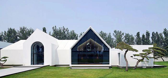 王中军的松美术馆:画如现场 现场如画