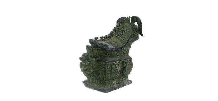 吉金鉴古 青铜器收藏在美国