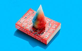 冰激凌配书籍!这个可以有
