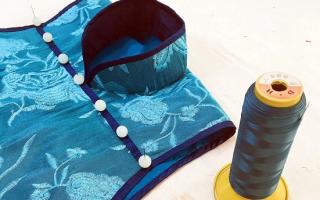 传手艺 学做屹立300年的时尚单品—中式马甲